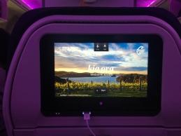 Kia ora, Air New Zealand